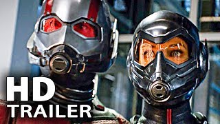 ANT MAN AND THE WASP Trailer 2 (2018)