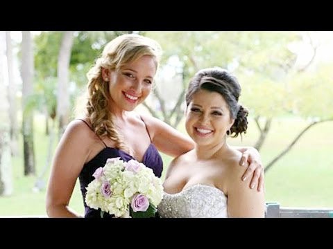 Wedded To The Job: World's First Professional Bridesmaid For Hire