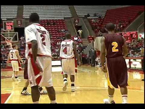 Ball State Sports LinkL Jauwan Scaife (Basketball)