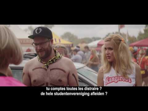 Bad Neighbours 2 (Nos Pires Voisins 2) // Clip - Crew Improvises to Get Teddy Oiled Down (NL/FR sub) thumbnail