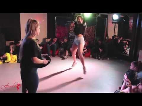 Битва за Стиль   Dancehall 1x1   1 /4 final   Gaika vs  Ira