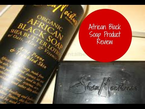 Health Guy | Product Review | Shea Moisture African Black Soap Body Wash