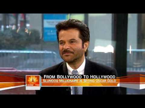 Anil Kapoor Dance with Hoda on Today Show