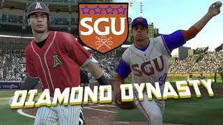 MLB The Show 17 Diamond Dynasty with SGU EP3 Finding Fun Online Opponents In Ranked Seasons