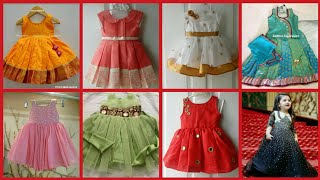 Eid wearing Fancy Baby Baby Frocks Designs and Ideas