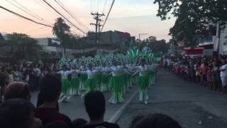 5th Sampaguita Festival 2016 Street Dance (Cluster 6)