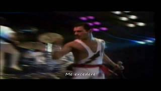 "Queen - ""The Show Must Go On"" (Vídeo Original Subtitulado) [HD]"