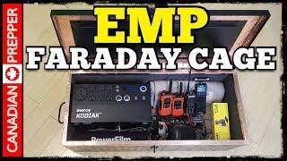 EMP Prepping: Building a Good Faraday Cage | Inergy Kodiak Generator