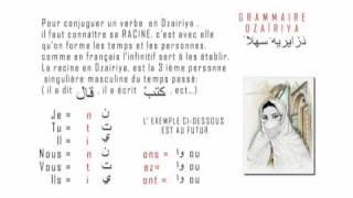 Grammaire1 de l'Algérien