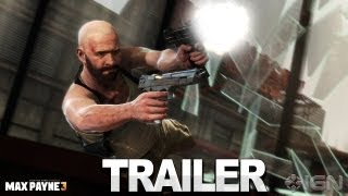 Max Payne 3 - TV Spot
