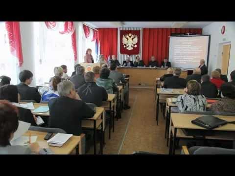 Заседание коллегии администрации Любинского района
