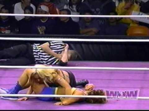 Women Of Wrestling - Episode 14: Part 3 - Poison Vs Terri Gold video