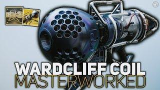 Wardcliff Coil Masterwork | Destiny 2 Exotic Catalyst Review