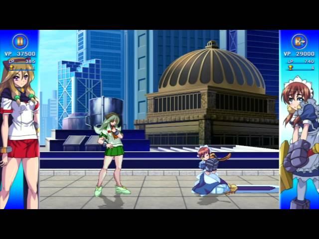 Руководство запуска: Arcana Heart 3 LOVE MAX по сети (Fix by REVOLT)