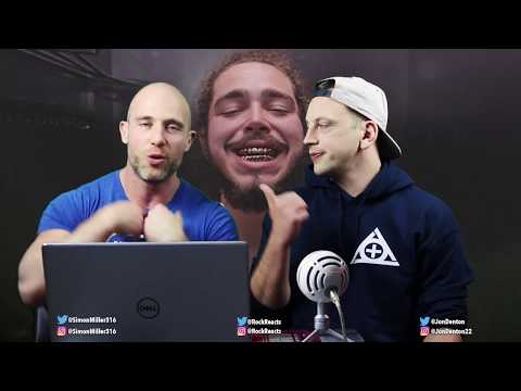Post Malone - Zack And Codeine METALHEAD REACTION!!!