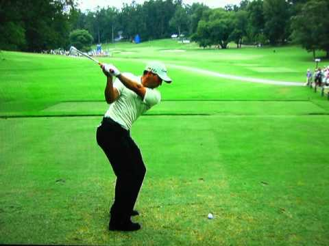 Sergio Garcia - Super Slow Motion (8-18-2012)