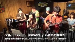 ブルーバード いきものがかり cover 福岡県 バンド メンバー 募集 ボーカル ギター ベース ドラム キーボード
