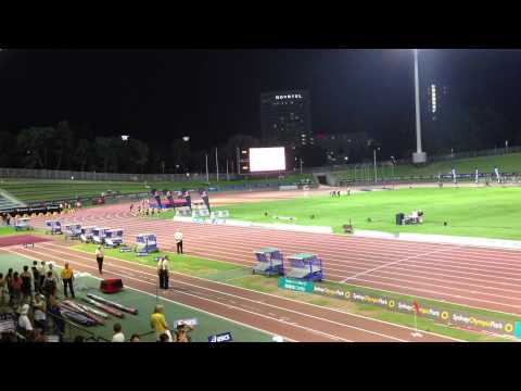 2013 Sydney Track Classic M 1500m - Willis, Carson