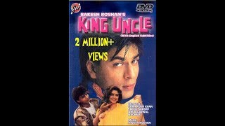 King uncle | shahrukh khan |NOW IN DUAL LANGUAGE