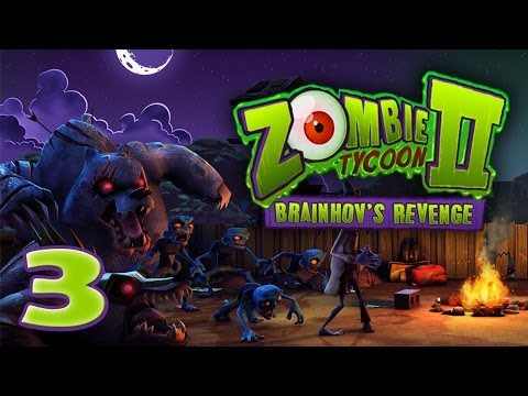 Прохождение Zombie Tycoon 2: Brainhov's Revenge - #3