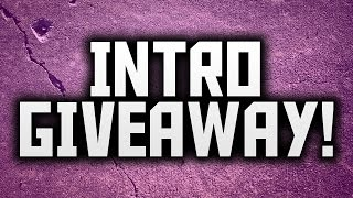 Intro Giveaway~My Best?~(Infos in Desc.)