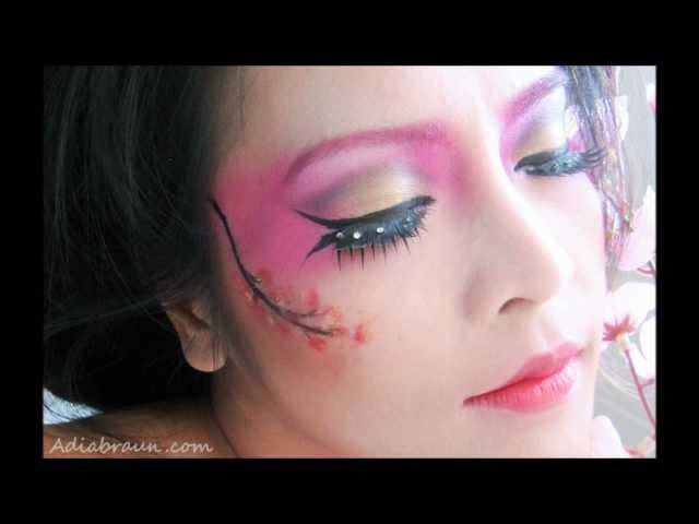 Inspired Makeup Tutorial