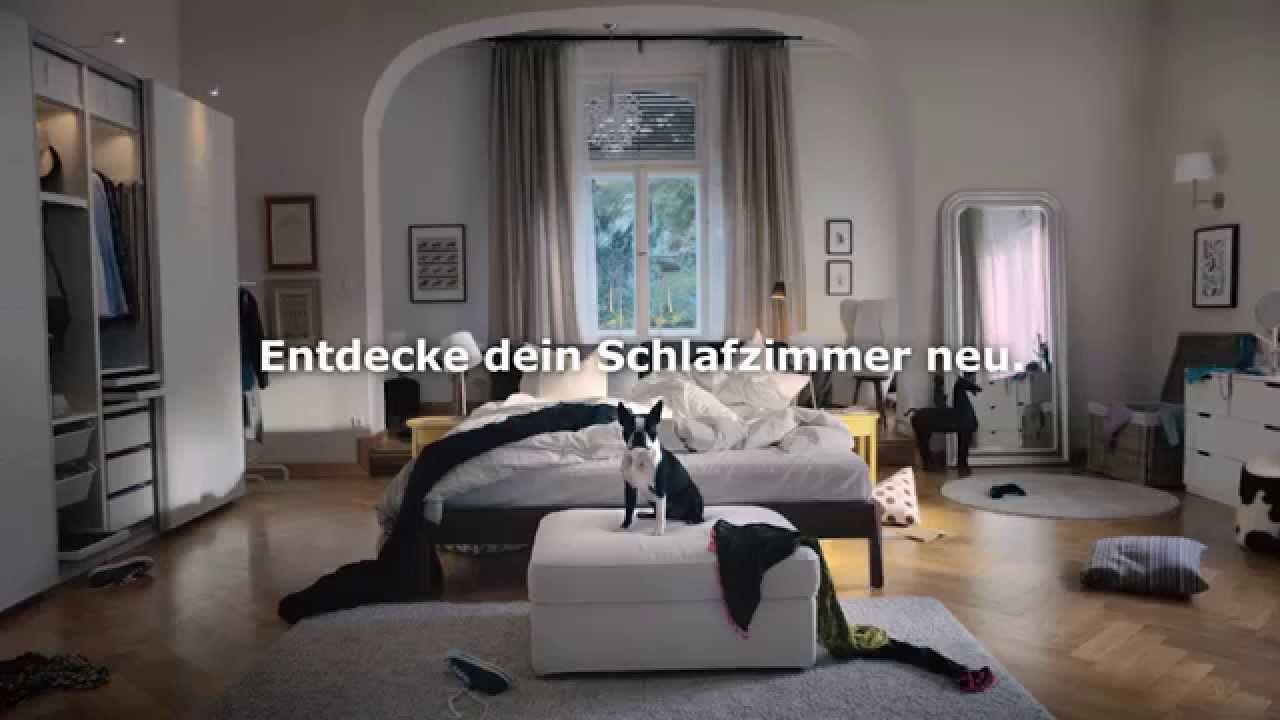 ikea werbung 2014 entdecke dein schlafzimmer neu youtube. Black Bedroom Furniture Sets. Home Design Ideas