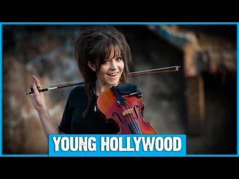 YouTube Star Lindsey Stirling Gives Us Violin Lessons!