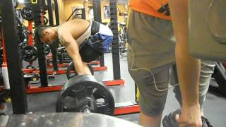 405 deadlift single strapless
