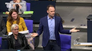 Best of Bundestag 65. Sitzung 2018