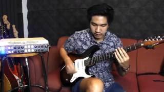 Kiesel Guitar Contest Entry - Bom Nuttee