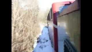 Cabview: 609.76 on Rodophbahn narrow gauge