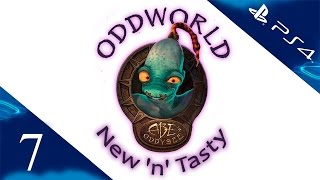 Игра oddworld new n tasty прохождение