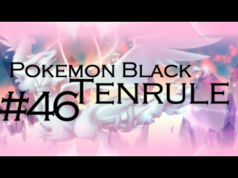 Pokemon Black Tenrule Episode 46, Grimsley, and his level 5 pidgey-scrafty!