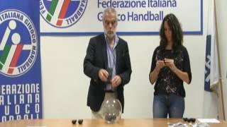 Beach Handball - Campionati Italiani | Sorteggio