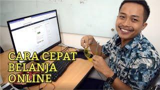CARA CEPAT BELANJA ONLINE - Cara Berbelanja di GMM Indonesia