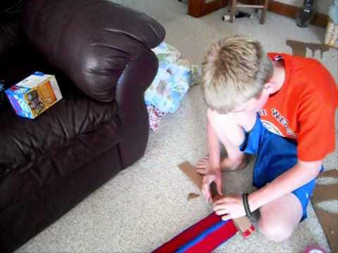How to Make Finn's Golden Sword P.1 - Adventure Time