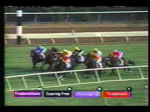 Perfect Soul wins 2003 Shadwell Keeneland Turf Mile