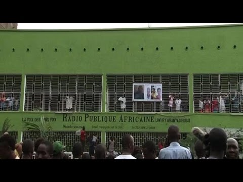 Burundi: manifestation pour un journaliste libéré de prison