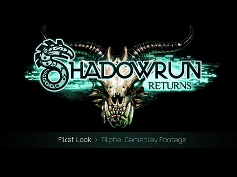 Shadowrun Returns Alpha Developer Commentary