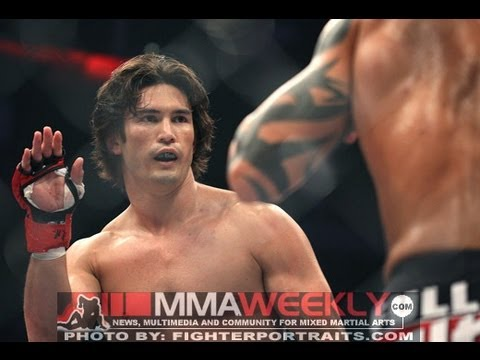 UFC 160 KJ Noons Talks UFC Debut First Fight in Vegas  Showdown with Cerrone