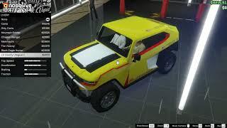 GTA 5 Online - Đi Tìm Hồn Ma Trên Núi Với Siêu Xe SUV Mới