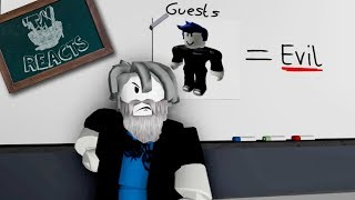 THE LAST GUEST 2 (The Prodigy) - A Sad Roblox Movie (Reaction) #1 | Thinknoodles Reacts