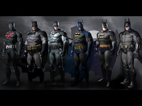 Как устроен костюм Бэтмена