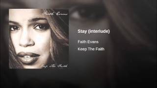 Watch Faith Evans Special Place (Interlude) video