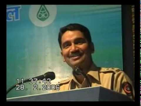 Motivating And Inspiring Speech By Vishwas Nangare video