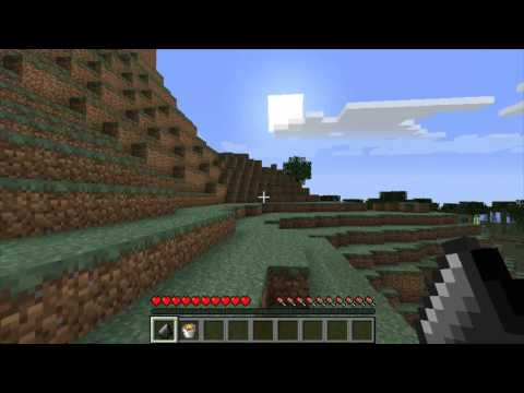 Natural Disaster Mod 1.2.5 Minecraft Mod Review and Tutorial (Client and Server)