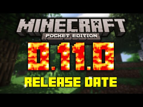 Release Date and All Features Minecraft PE 0.11.0 Update