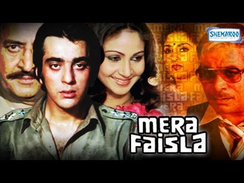 Watch Mera Faisla - 1984 - Sanjay Dutt - Rati Agnihotri - Full Movie In 15 Mins