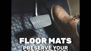 Car Floor Mats   Interior Auto Floor Mats   Superior Car Wash Supply